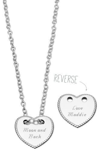 mum personalised necklace