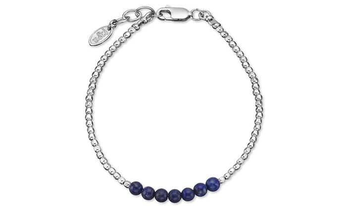 boho birthstone bracelet