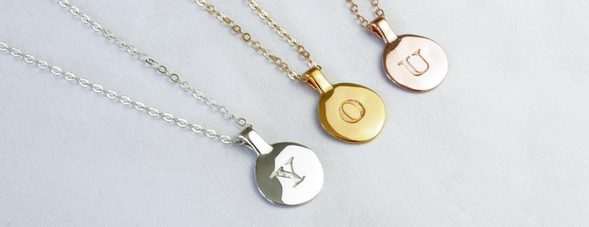 Personalised jewellery you