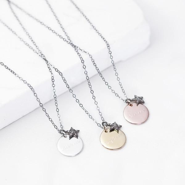 Necklaces_SilverGoldRoseStarCircle_WEB