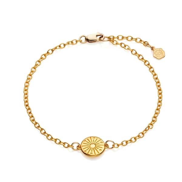 My Sunshine Yellow Gold Bracelet