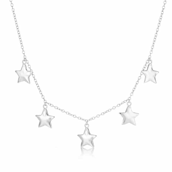 Small Star Multi Necklace