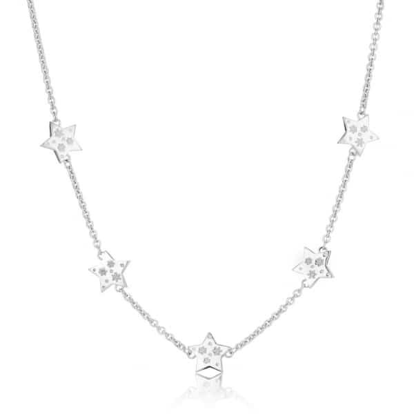 Multi Star Necklace_1