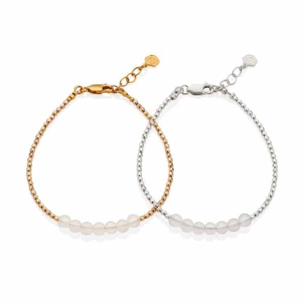 April Birthstone Bracelets