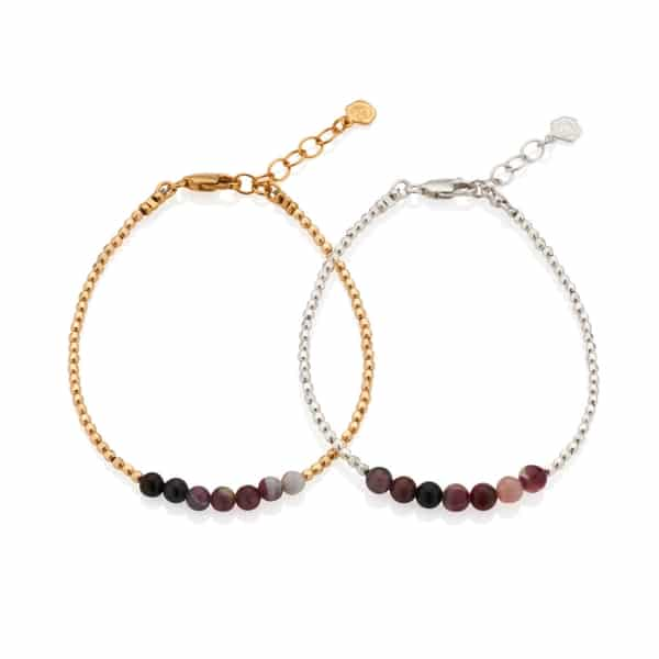 October Birthstone Bracelets