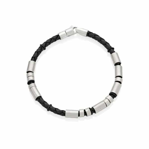 Mens Limited Edition Morse Code Bracelet