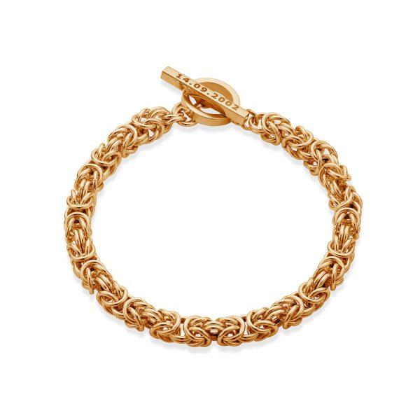 Prince George T-Bar Bracelet-
