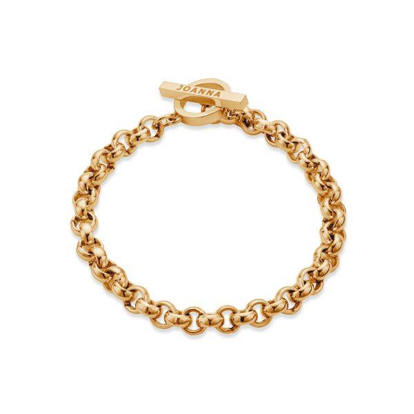 Rolo T-Bar Bracelet-